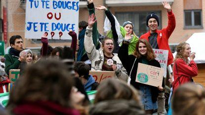 Hoger Onderwijs in Gent bundelt krachten voor Klimaatmars