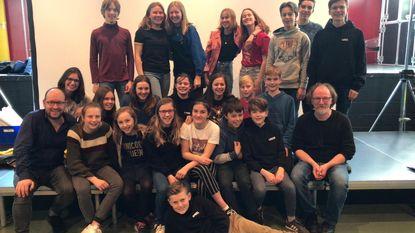 Voorstelling 'En toch' komt uit koker van deze 25 tieners
