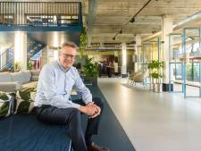 Ontmoetingsplek op High Tech Systems Park in Hengelo