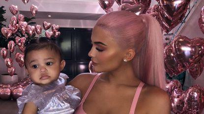 Realityster Kylie Jenner wil niet dat haar dochter op tv komt