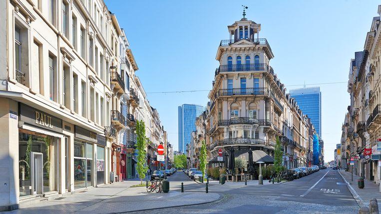 Brussel, België. Beeld Getty