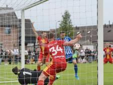 GA Eagles lijdt eerste oefennederlaag tegen eredivisionist Emmen