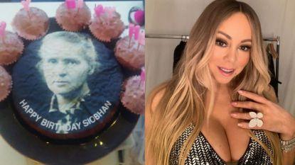 """Oeps, bakker maakt taart met Marie Curie, in plaats van Mariah Carey: """"Dit had ik kunnen zijn als ik goed was in wiskunde"""""""