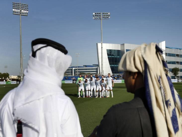 PSV legt een basis in Qatar, waar perfectionist Van Bommel zich niet heeft misrekend