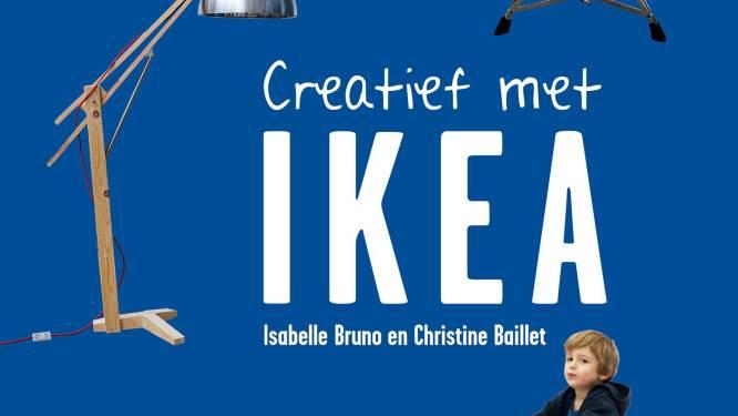 Vangst van de dag: knutselen met Ikea meubels