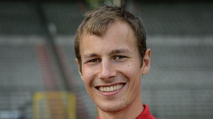 Pieter-Jan Hannes plaatst zich voor EK indoor