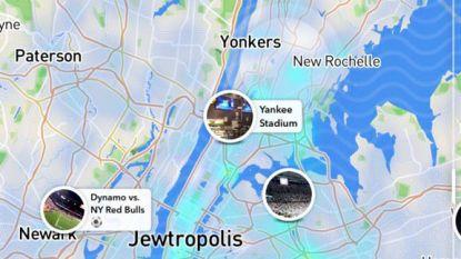 Hackers dopen New York om tot 'Jewtropolis' op Snapchat