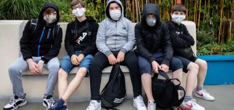 Deux premières communes wallonnes imposent le masque partout