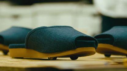 Vergeet de zelfrijdende auto, hier is de zelfrijdende pantoffel