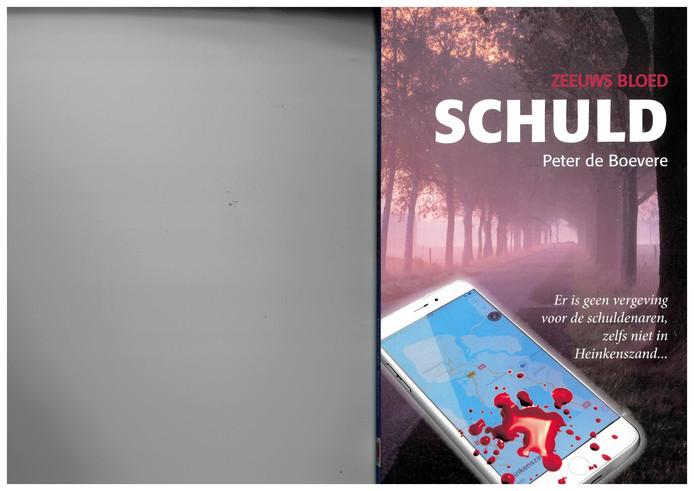 cover Schuld van Peter de Boevere