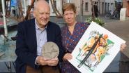 """'Awbeir' (71) is nu officieel ridder: """"Nooit gedacht dat mij dit zou overkomen"""""""