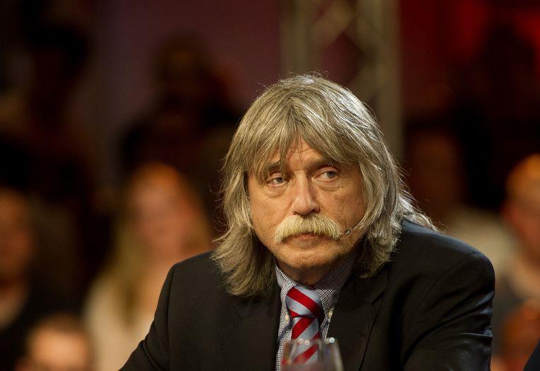 Johan Derksen. Beeld ANP