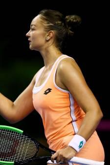 Na drie jaar weer toernooizege voor tennisster Kerkhove