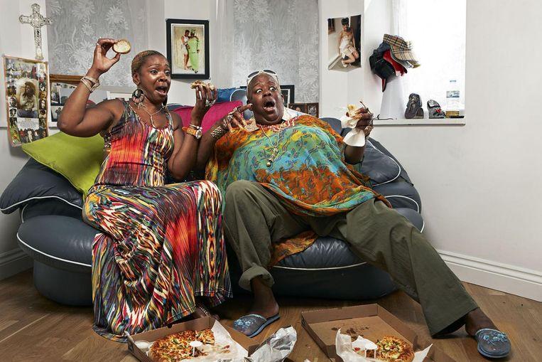 Tv: Gogglebox Channel 4 'Een meesterwerk, mensen die thuis tv kijken en commentaar geven.' Beeld