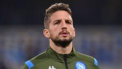 Chelsea informeert naar Dries Mertens, maar transfer is gecompliceerd