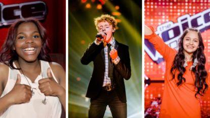 'The Voice Kids' nadert ontknoping: wat is er geworden van de vorige winnaars?