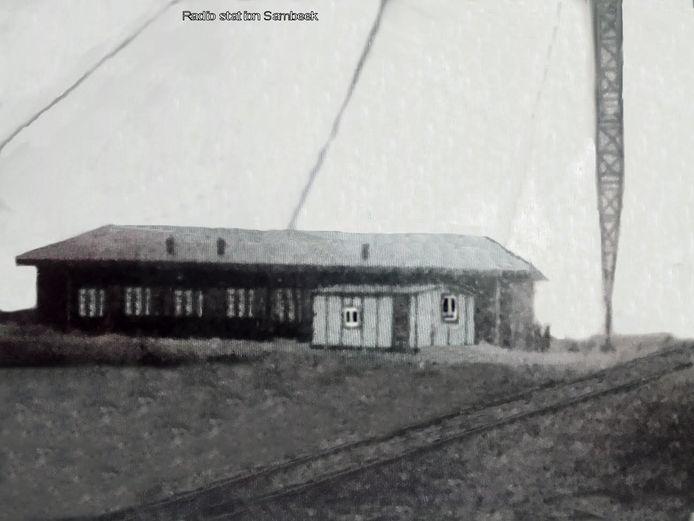 Pakweg honderd jaar geleden legde het radiostation in Stevensbeek contact met de toenmalige kolonie Nederlands Indië.