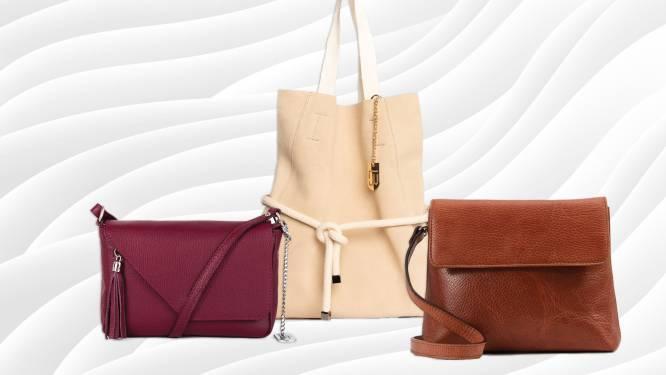 Een nieuwe handtas? Eenvoud steelt de show!