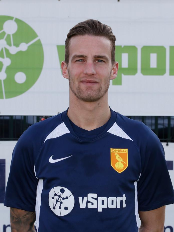 Marley Berkvens vertrekt na één seizoen bij het Utrechtse DHSC.