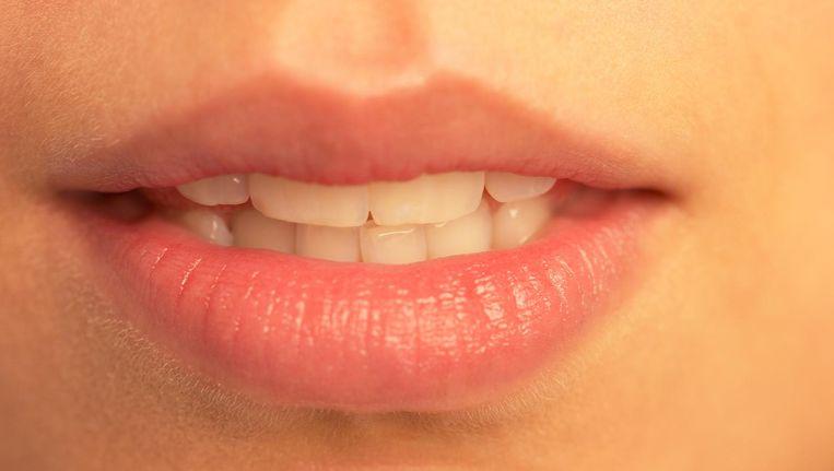 Een gemiddeld horend persoon kan ongeveer 25 tot 40 procent aflezen van het mondbeeld. Beeld Thinkstock
