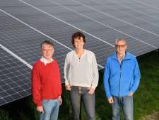 Wierden is trots op burgerinitiatief: het zonnepark Groene Weuste