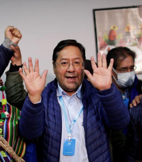 Luis Arce, dauphin d'Evo Morales, remporte la présidentielle bolivienne dès le 1er tour