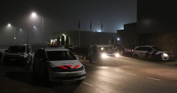 Beveiliger aangereden in Nijkerk: drugsrijder uit Amersfoort aangehouden.