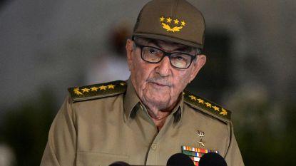 Verenigde Staten leggen Raúl Castro sancties op