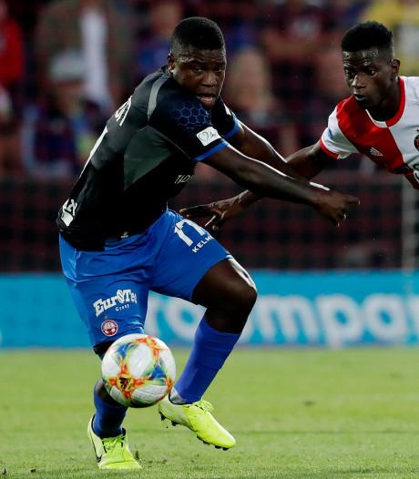 Nigel Hasselbaink wil debuteren voor Suriname