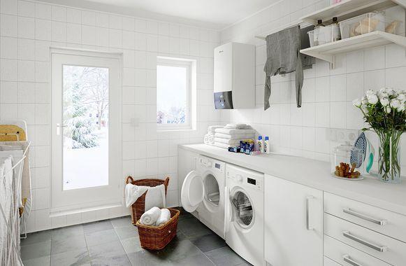 Dankzij het gebruik van een warmtepomp kan het E-peil van je woning met 20 tot 30 punten dalen.