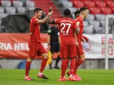 Bayern München draait met doelpuntenfeest warm voor kraker tegen Dortmund