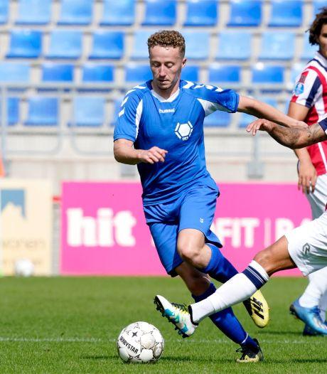 GVVV contracteert ex-Vitessenaar Ten Teije; club zoekt naar oplossing met Powel