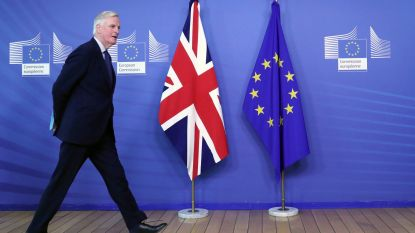 Brexitminister Barclay en Labour-leider Jeremy Corbyn komen naar Brussel: deadline nadert