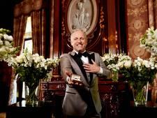 Gerard 'lekt' details: bruiloft Gordon met 72 gasten in een paleis