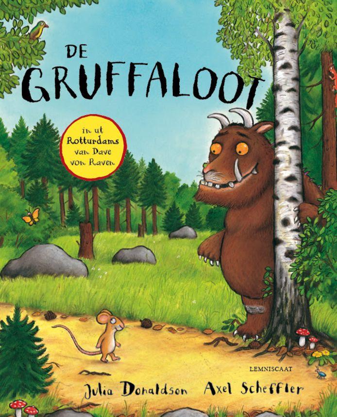 Prentenboek De Gruffalo is er nu ook in 'ut Rotterdams' van Dave von Raven