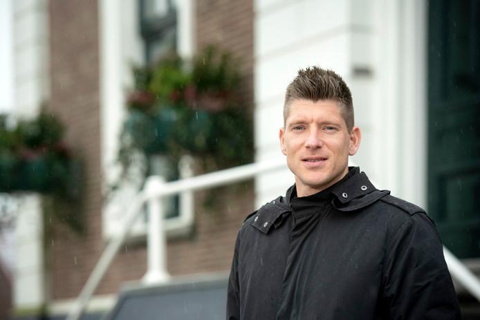 Voetballer Stijn Schaars.