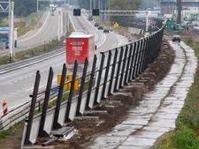 Geluidscherm langs A73 bij Beuningen niet voor 2030