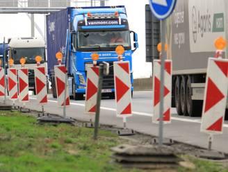 """Industrie heeft slechts klein aandeel in wegtransport: """"Slechts 8% van productie wordt op vrachtwagen geladen"""""""