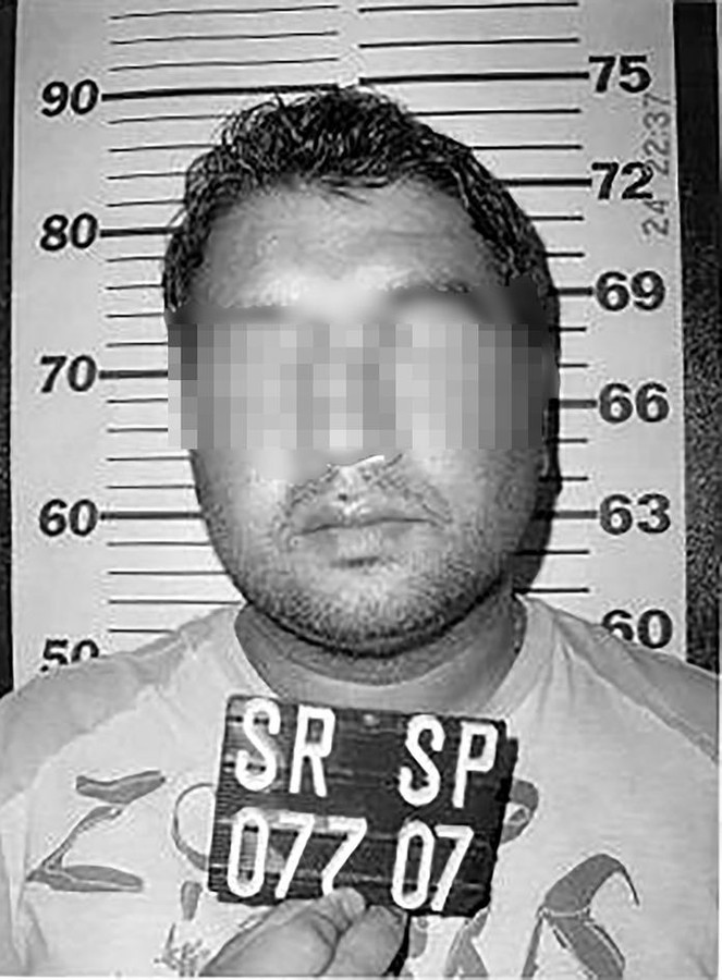 Cetin G., gevlucht uit Nederland en in Turkije gearresteerd.