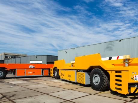 VDL scoort voor tientallen miljoenen euro's  order in Singapore voor 80 containervoertuigen