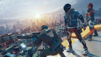 Ubisoft schiet op 'Fortnite' met nieuwe battleroyalegame 'Hyper Scape'