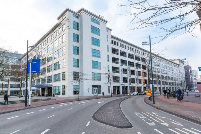 Bibliotheek Eindhoven in Witte Dame.