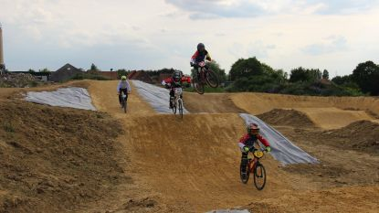 Belgisch kampioen Kevin Reynaert bezorgt BMX'ers oefenterrein in Wortegem-Petegem
