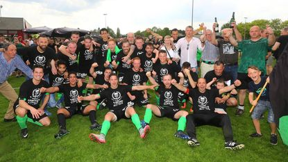 Stokkem VV ziet prachtig seizoen bekroond met titel