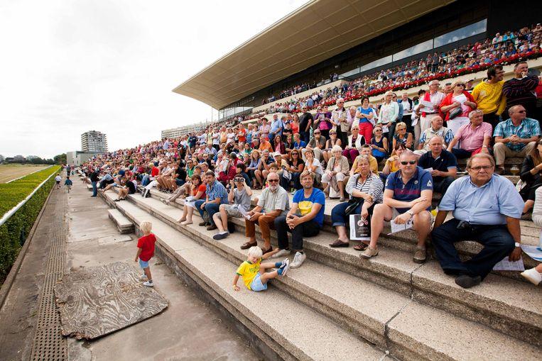Oostende Koerse lokt gemiddeld 6.000 tot 7.000 bezoekers per racedag