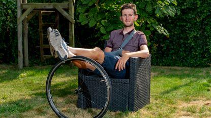 """Tiesj Benoot mikt na opgave in Tour op de Vuelta: """"De ideale voorbereiding op het WK en Lombardije"""""""