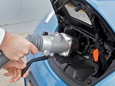 Elektrisch rijden duurder dan op benzine