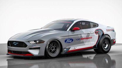 Elektrische Ford sprint van nul naar 275 km/u in acht seconden