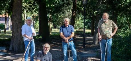 Nieuw leven voor verloederde oude begraafplaats van Veenendaal