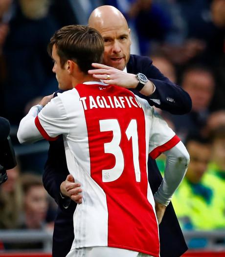 Ajax mist Tagliafico ook in kwartfinale tegen Heerenveen